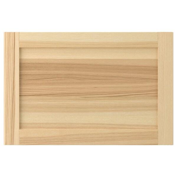 TORHAMN Drawer front, natural ash, 60x40 cm