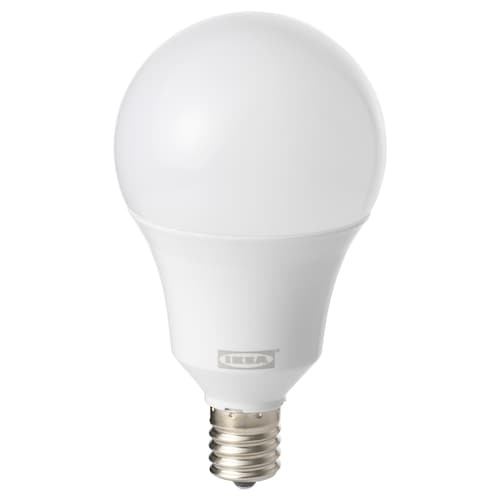 TRÅDFRI LED bulb E17 600 lumen wireless dimmable white spectrum/globe opal white 600 lm 2700 K 6 cm 6 cm 11 cm 6.6 W