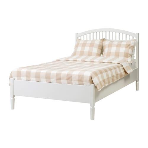 Tyssedal Bed Frame 120x200 Cm Lur 246 Y Ikea