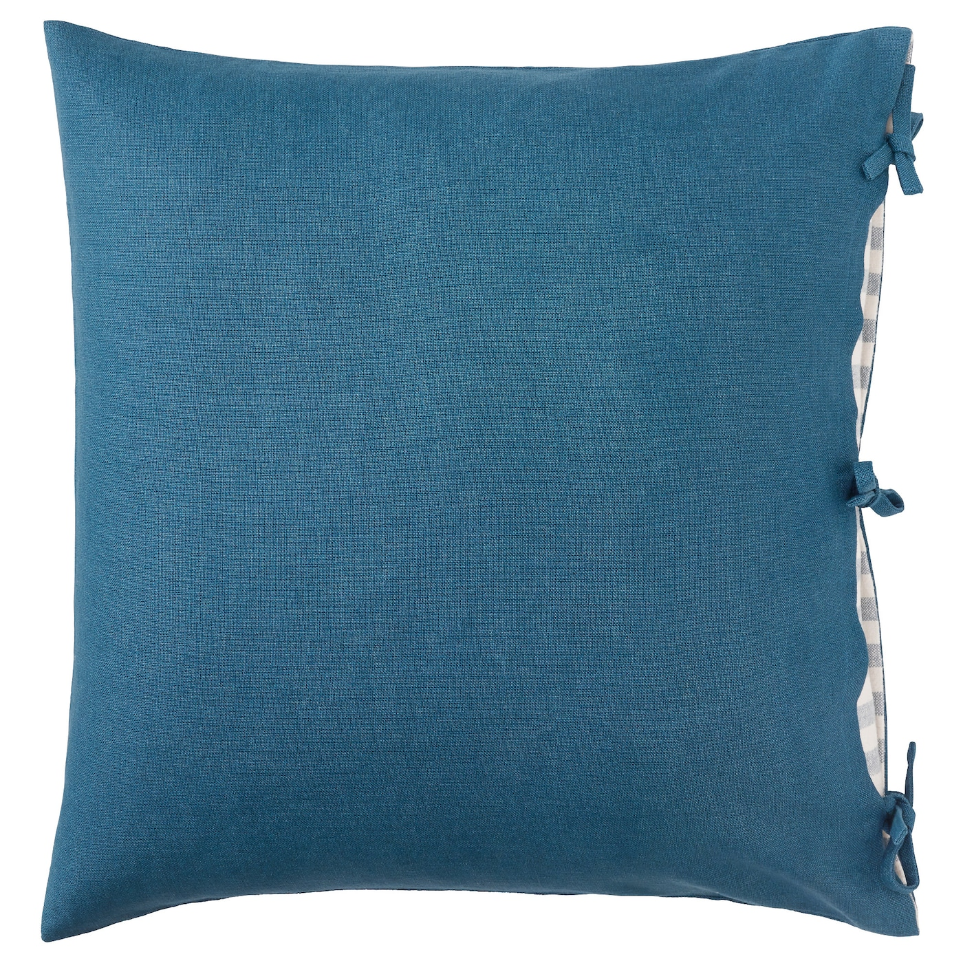 Ursula Cushion Cover Dark Green Blue