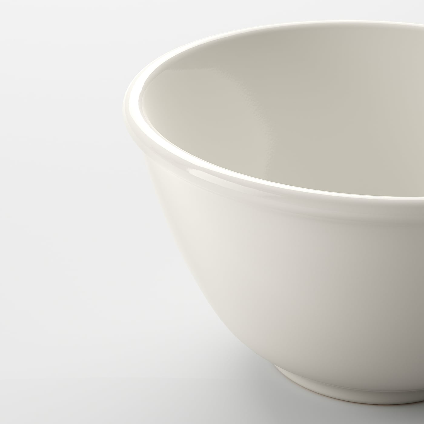 VARDAGEN Bowl, off-white, 12 cm
