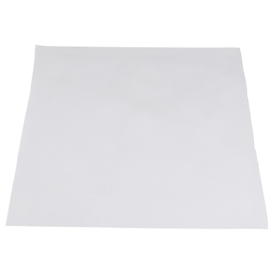 VARIERA Drawer mat, transparent, 150 cm