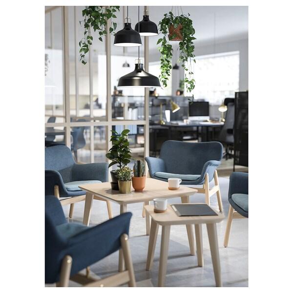 VEDBO Armchair, Gunnared blue