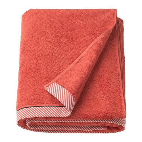 One Direction Strandlaken.Vikfjard Bath Sheet Red