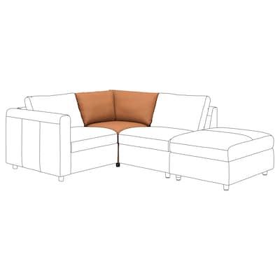 VIMLE Corner section, Grann/Bomstad golden-brown