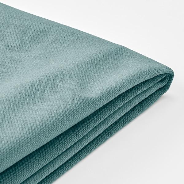 VINLIDEN Cover for 3-seat sofa, Hakebo light turquoise