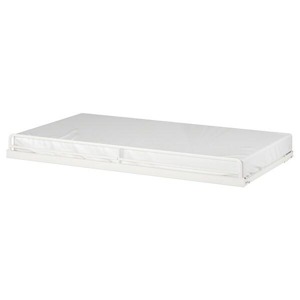 VITVAL Underbed, white, 90x200 cm