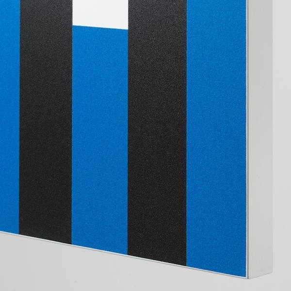 YTTERBYN Door, printed, 60x80 cm