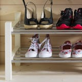 Go to shoe, coat & hat racks