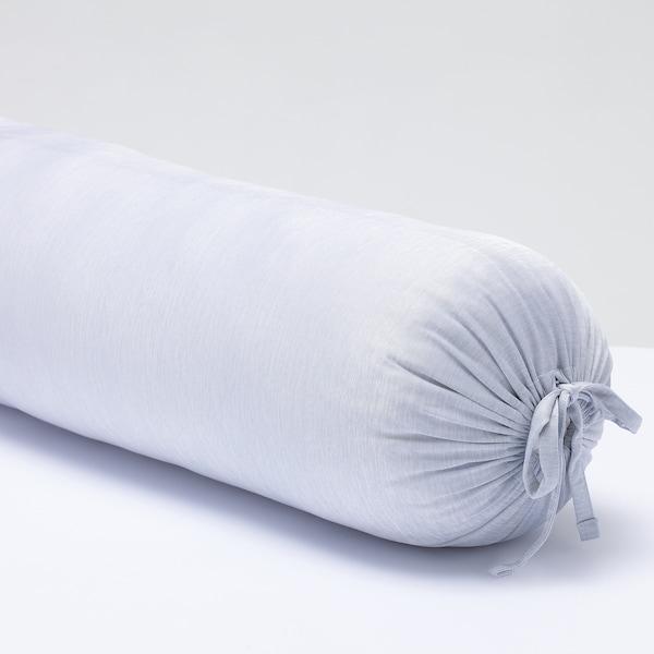 ALPKÅREL アルプコーレル ロング枕, ライトブルー, 21x90 cm