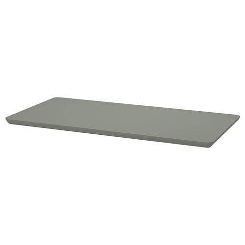 オームリデン テーブルトップ グレーグリーン 120 cm 60 cm 3.4 cm 50 kg