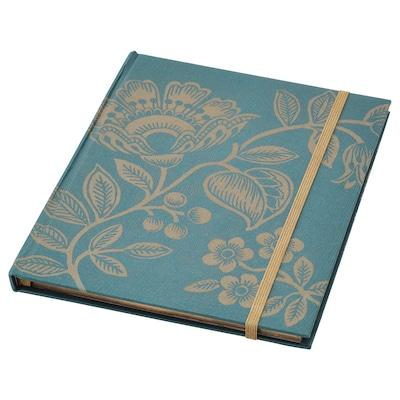 アンニリナレ ノート, グリーン/ゴールドカラー, 20x16 cm