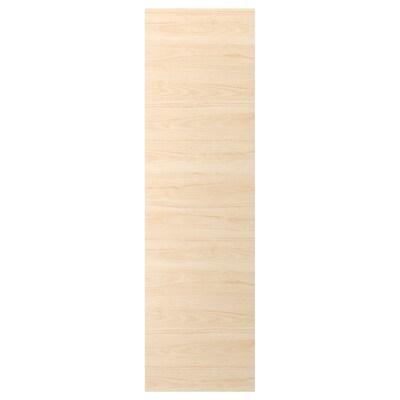ASKERSUND アスケルスンド カバーパネル, ライトアッシュ調, 63x220 cm