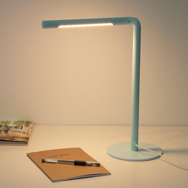 BACKLUNDA バックルンダ LEDワークランプ, ライトブルー