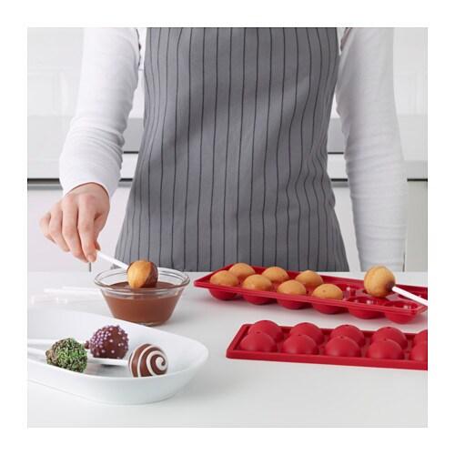 BAKGLAD ケーキ型 ボール IKEA