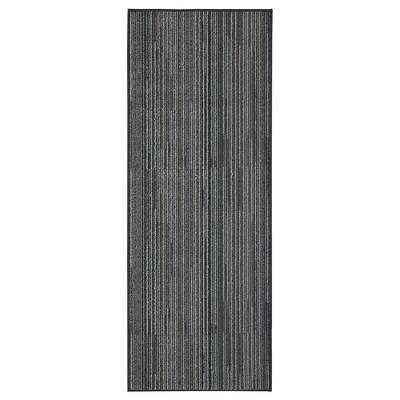 BRATBJERG ブラットビェリ キッチンマット, グレー/ホワイト, 45x120 cm