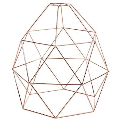 BRUNSTA ブルンスタ ペンダントランプシェード, コッパーカラー, 30 cm