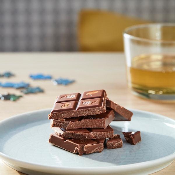 CHOKLAD LJUS ショクラード・ユース ミルクチョコレート, UTZ認証