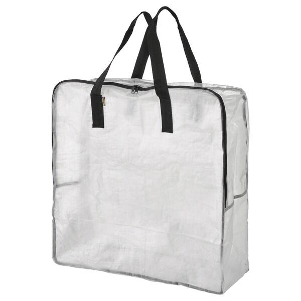 DIMPA ディムパ 収納バッグ, 透明, 65x22x65 cm