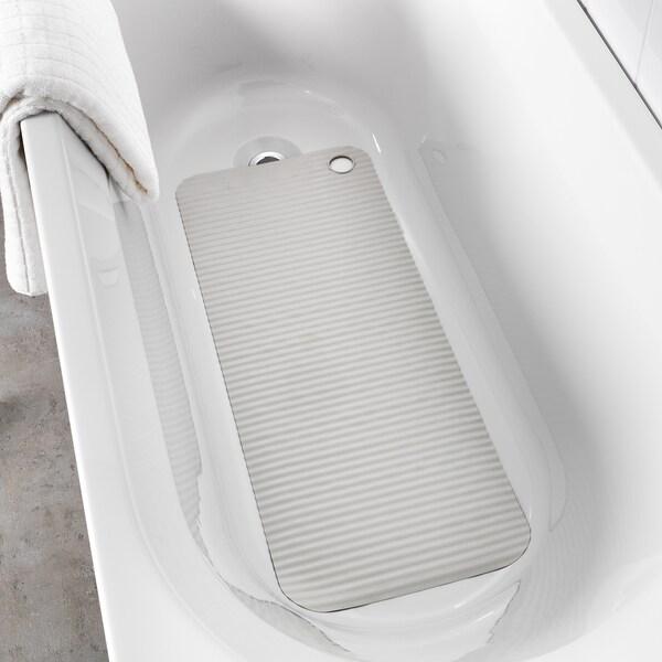 DOPPA ドッパ バスタブマット, ライトグレー, 33x84 cm