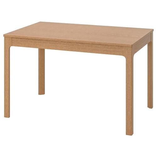 エーケダーレン 伸長式テーブル オーク 120 cm 180 cm 80 cm 75 cm