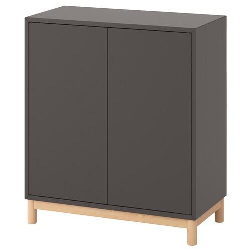 IKEA エーケト キャビネットコンビネーション 脚付き