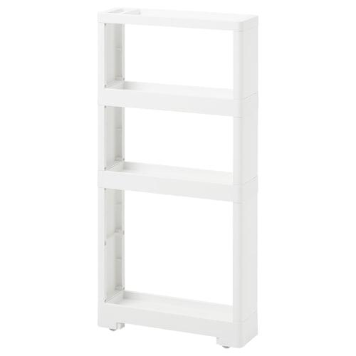 IKEA エークハード 収納ユニット キャスター付