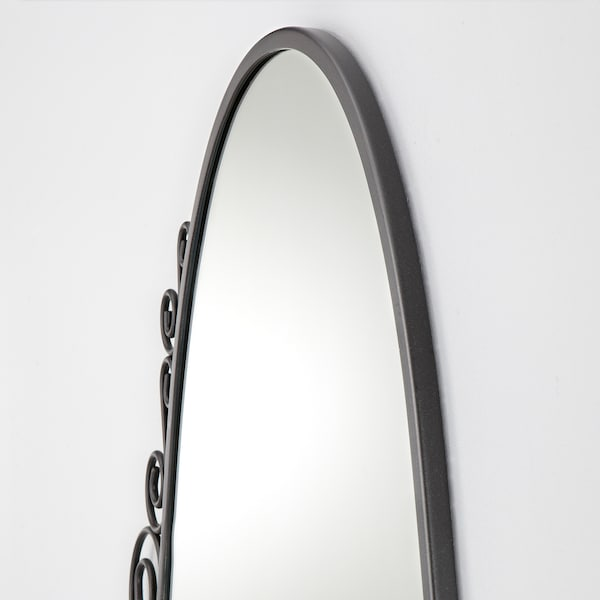 EKNE エークネ ミラー, 楕円形, 70x150 cm