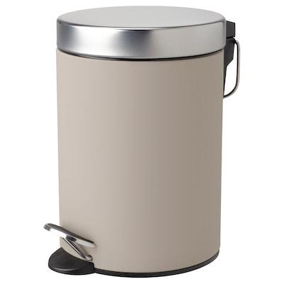 EKOLN エーコルン ゴミ箱, ベージュ