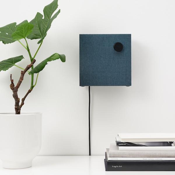 ENEBY エネビー Bluetooth スピーカー, ブラック/第2世代, 20x20 cm