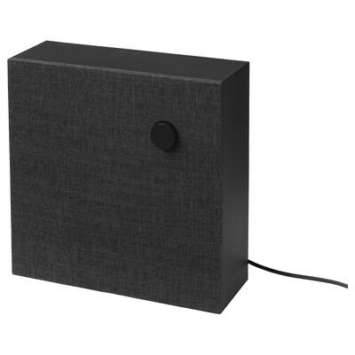 ENEBY エネビー Bluetooth スピーカー, ブラック, 30x30 cm