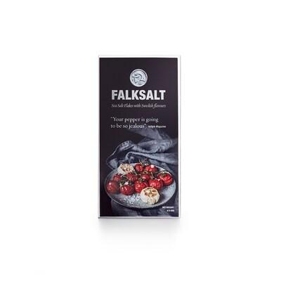 FALKSALT ファルクサルト シーソルト フレーク, 4個, 160 g