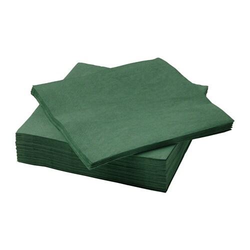 FANTASTISK 紙ナプキン IKEA 3枚重ねで吸水性に優れています