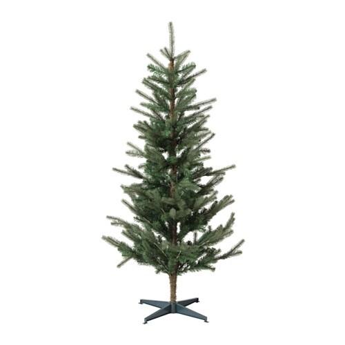 FEJKA アートプラント IKEA 落ちた葉っぱの掃除をする必要がありません 使わないときはツリーをコンパクトにたためるので、収納場所をとりません ツリーを収納する袋が付属しています。来年のクリスマスまでしまっておけます