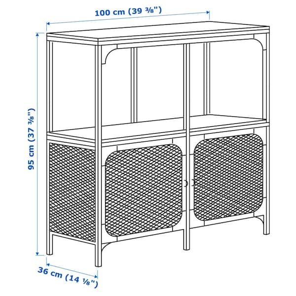 FJÄLLBO/KULLABERG フィエルボ/クッラベリ / GULLHULT グルフルト デスク&収納 コンビネーション, &回転チェア ブラック/パイン材