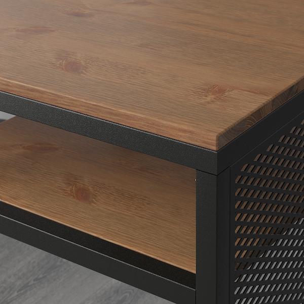 FJÄLLBO フィエルボ ラップトップテーブル, ブラック, 100x36 cm