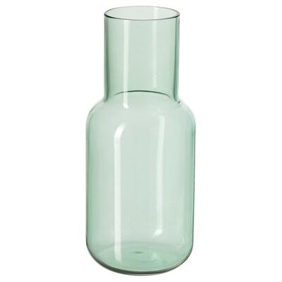 FÖRENLIG フォーレンリグ 花瓶, グリーン, 21 cm
