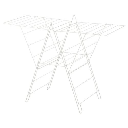 IKEA フロスト 物干しラック 室内/屋外用