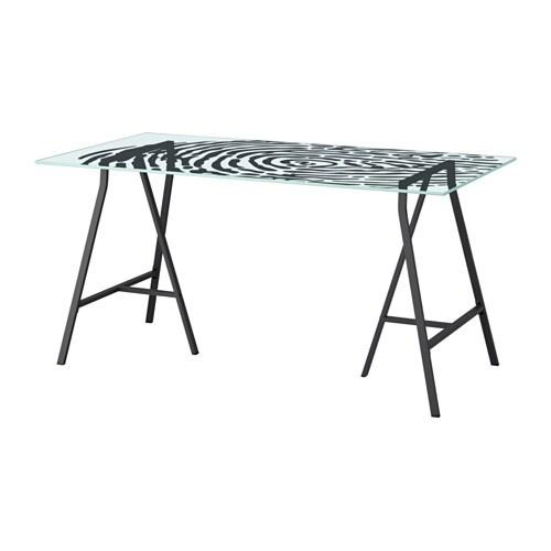 GLASHOLM / LERBERG テーブル IKEA