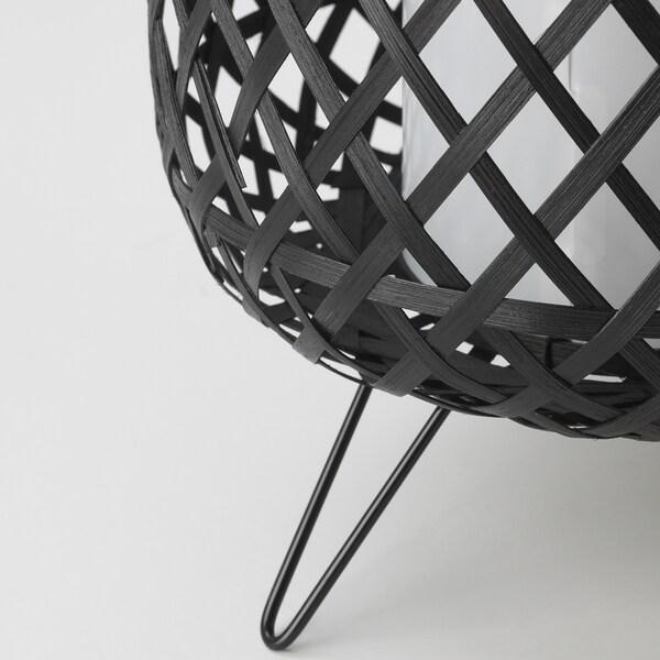 GOTTORP ゴットルプ テーブルランプ, ブラック, 24x34 cm