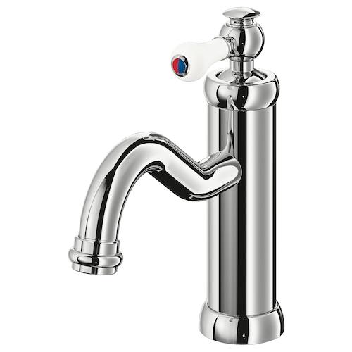 IKEA ハムンシェール 洗面台用混合栓 ストレーナー付き