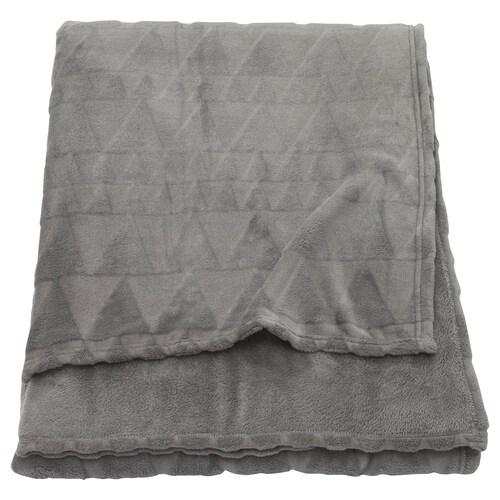 ハルコール 毛布 グレー 200 cm 150 cm