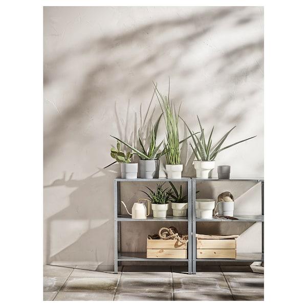 HYLLIS ヒュッリス シェルフユニット, 室内/屋外用, 60x27x74 cm