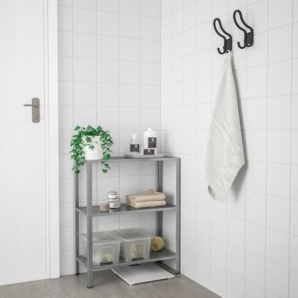 ヒュッリス シェルフユニット, 室内/屋外用, 60x27x74 cm
