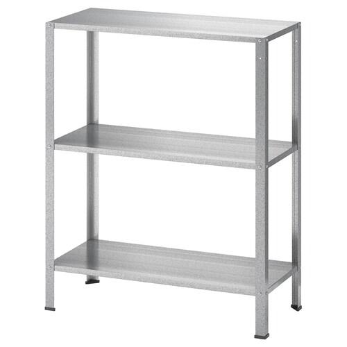 IKEA ヒュッリス シェルフユニット