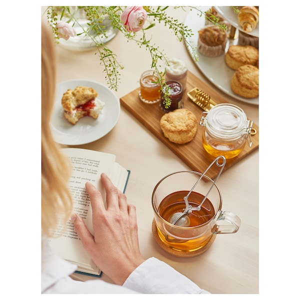 IKEA 365+ マグ, クリアガラス, 36 cl
