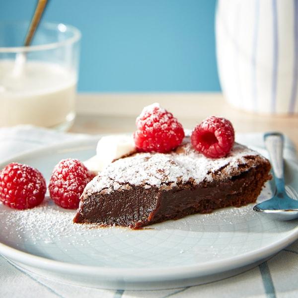KAFFEREP カッフェレプ 濃厚なチョコレートケーキ, 冷凍/UTZ認証, 400 g