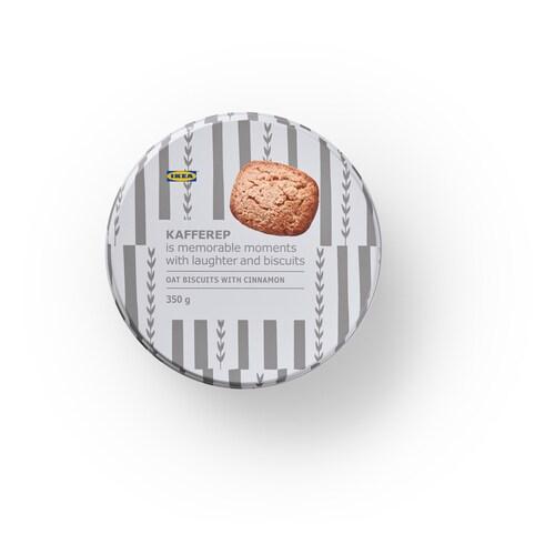 IKEA カッフェレプ オート麦クッキー シナモン味