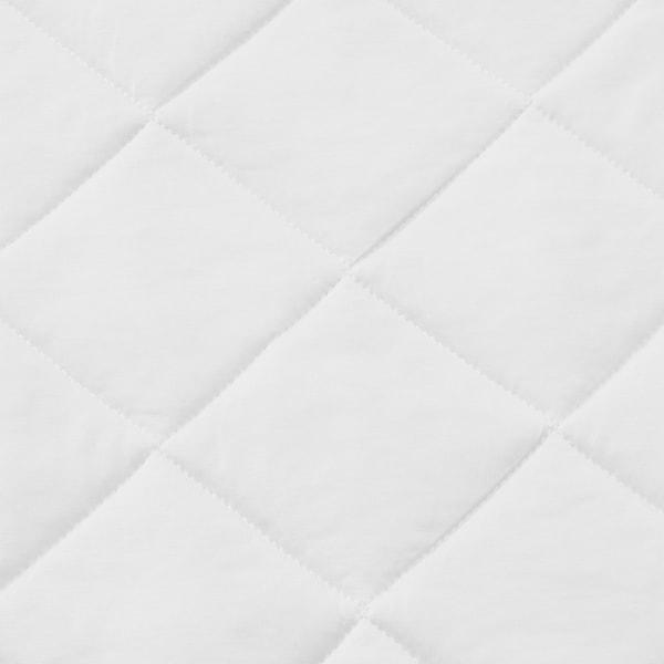 KLEINIA クレイニア マットレスプロテクター, ホワイト, 160x200 cm