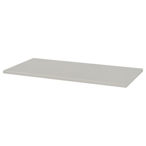 クリムペン テーブルトップ ライトグレー 120 cm 60 cm 2.8 cm 50 kg